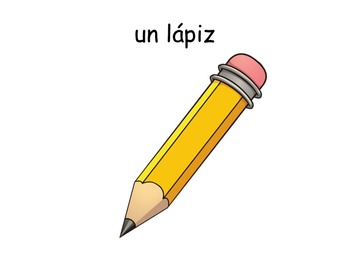 Spanish Back to School ELL