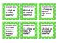 Spanish Basic Conversation task cards