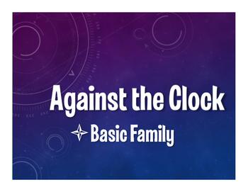 Spanish Basic Family Against the Clock