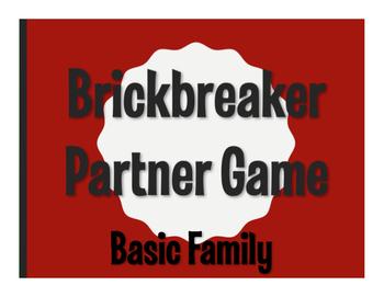 Spanish Basic Family Brickbreaker Game