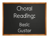 Spanish Basic Gustar Choral Reading