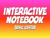Spanish Basic Gustar Interactive Notebook