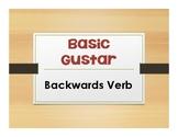 Spanish Basic Gustar Notes