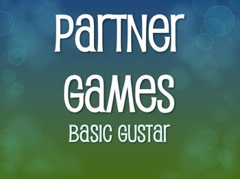 Spanish Basic Gustar Partner Games
