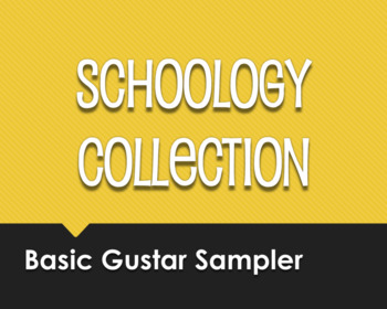 Spanish Basic Gustar Schoology Collection Sampler