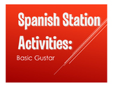 Spanish Basic Gustar Stations