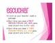 Spanish Basic Gustar Tactile Activity