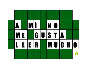 Spanish Basic Gustar Wheel of Spanish