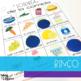 Spanish Speech Therapy Basic Vocabulary Activities La Comida Food