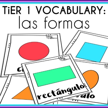 Spanish Basic Vocabulary: Las Formas