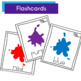 Basic Vocabulary: Colors flashcards and activities