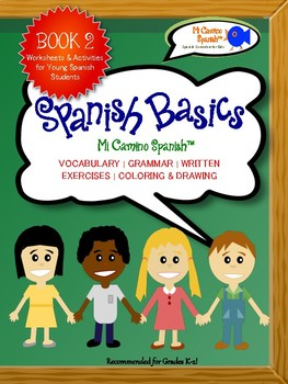 "Spanish Basics, Book 2 - Lesson 4: ""ESTAR"" & Intro to the Present Progressive"