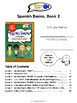 "Spanish Basics Workbook ""Book 2"" for Grades K-2! (99 PAGES!)"