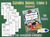 Spanish Basics for Kids, Level II! (Over 100 worksheets!)