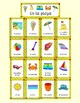 Spanish Summer Beach Vacation - En la playa - activities, puzzles, bingo
