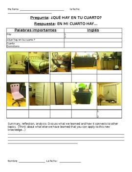 En Mi Cuarto - Spanish Bedroom Furniture
