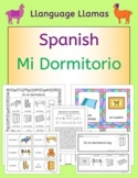 Spanish Bedroom - Mi Dormitorio - Topic
