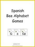 Spanish Bee Alphabet Games eBook