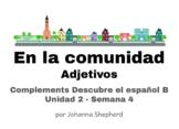 Spanish - Beginner - Adjectives - Adjetivos (corto, largo,