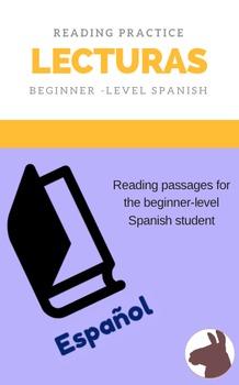 Spanish Beginner Reader - Lecturas