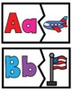 Spanish Beginning Sound Puzzles