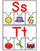 Spanish Beginning Sound Puzzles