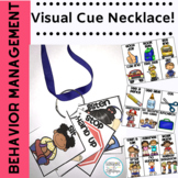 Spanish Behavior Management Lanyard Editable for any Langu