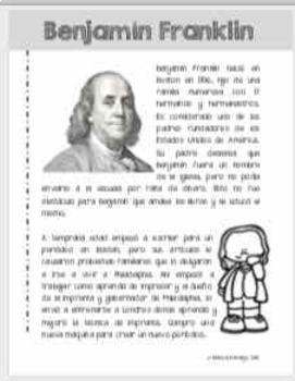 Benjamin Franklin - El inventor