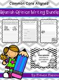 Spanish Bilingual Opinion Writing Unit