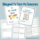 Spanish Bilingual Picture Dictionary
