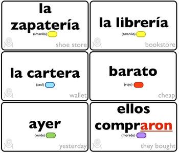 Spanish Bingo - Lotería El mejor regalo