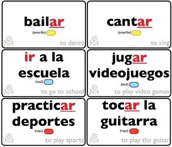Spanish Bingo - Lotería Free Sample