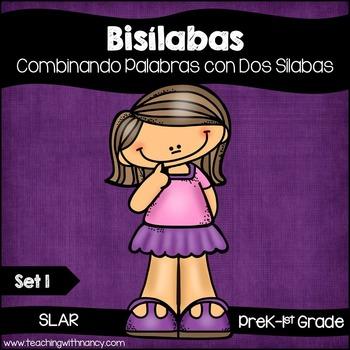Spanish: Bisilabas Set 1