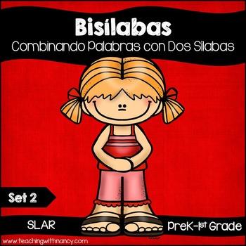 Spanish: Bisilabas Set 2