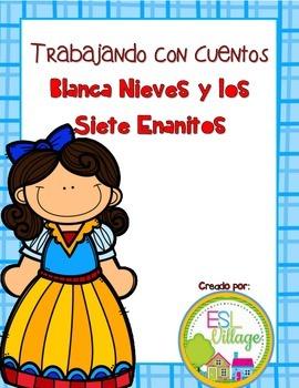 In Spanish {Blanca Nieves}