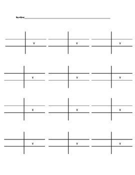 blank spanish verb conjugation chart pdf