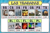 Cartel de las Trabadas con L y R / Poster of Spanish L and