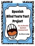 Spanish Blind Taste Test (Food and Gustar)