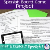 Spanish Board Game Project