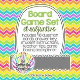 Spanish Board Game Set - Subjunctive Mood