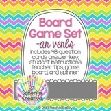 Spanish Board Game Set - ar verbs
