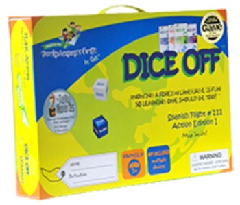 Spanish Board Game for Kids