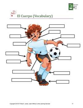 Spanish Body & Health