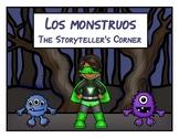 Spanish Body Parts Story - Los monstruos - Había una vez - Unit 6