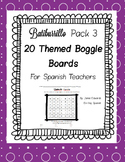Spanish Boggle Theme Pack 3 Batiburrillo