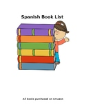 Spanish Book List