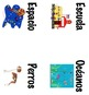 Spanish Book Theme Labels for Classroom Library