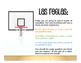 Spanish Boot Verb Basketball
