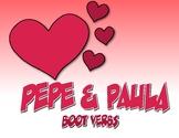 Spanish Boot Verb Pepe and Paula Reading