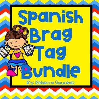 Spanish Brag Tag (Growing Bundle)